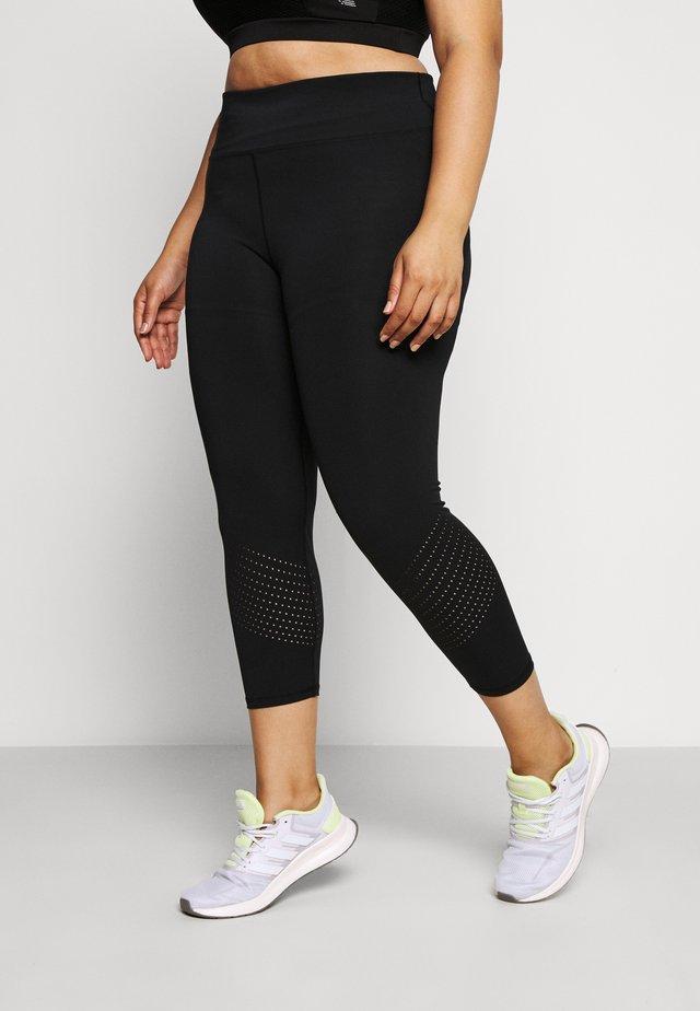 CURVE REVERSABLE - Legging - black