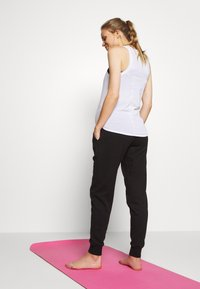 Cotton On Body - MATERNITY GYM TRACKIE - Tracksuit bottoms - black - 2