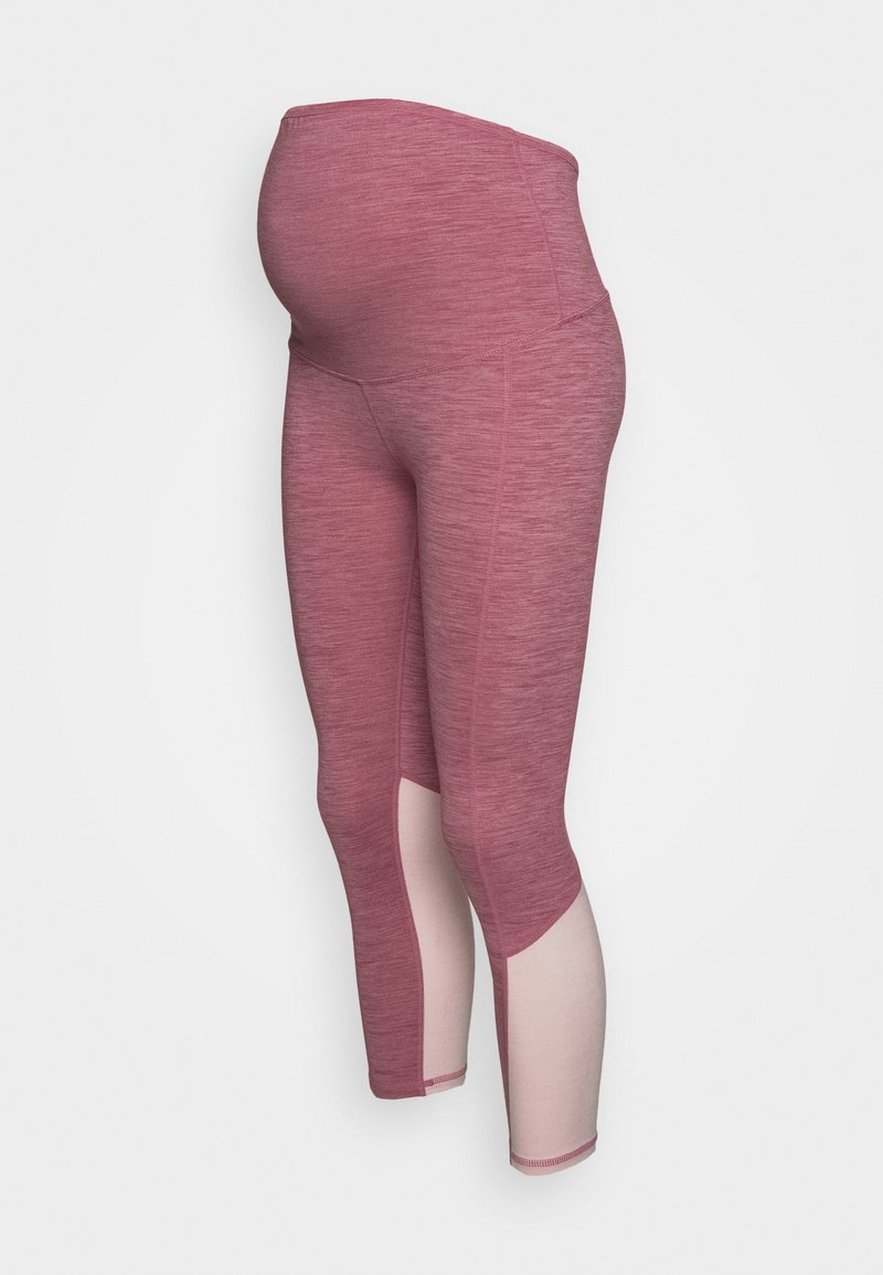 Cotton On Body - MATERNITY SO SOFT - Leggings - washed rose