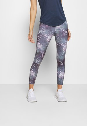 LIFESTYLE 7/8 - Legging - fleck grey