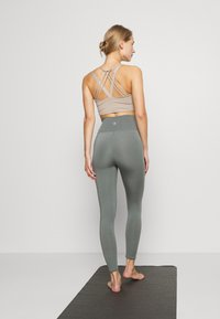 Cotton On Body - LIFESTYLE 7/8 - Legging - oil green laser - 2