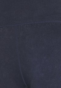 Cotton On Body - CROCHET SEAMFREE 7/8 - Legging - washed navy - 2