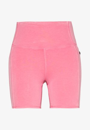 TREGGING SHORT - Leggings - bubblegum wash