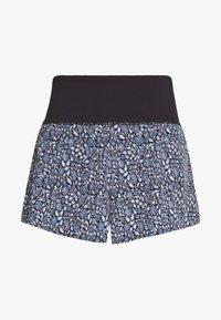 Cotton On Body - HIGHWAIST RUNNING SHORT - Sports shorts - navy - 3