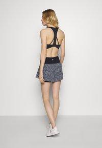 Cotton On Body - HIGHWAIST RUNNING SHORT - Sports shorts - navy - 2