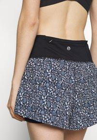 Cotton On Body - HIGHWAIST RUNNING SHORT - Sports shorts - navy - 4
