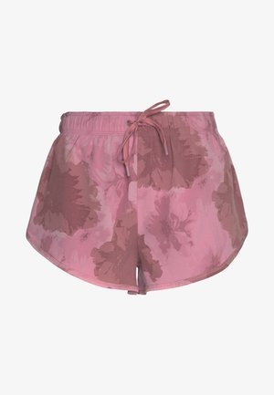 MOVE JOGGER SHORT - Pantalón corto de deporte - washed rose