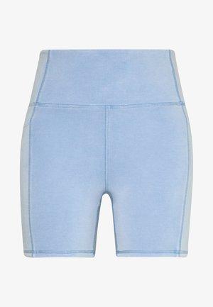 TREGGING SHORT - Leggings - skye blue wash