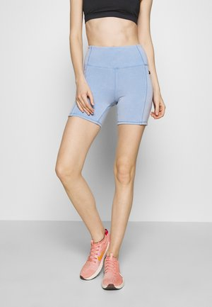 TREGGING SHORT - Medias - skye blue wash