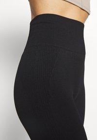 Cotton On Body - LIFESTYLE SEAMLESS - Legging - black - 4
