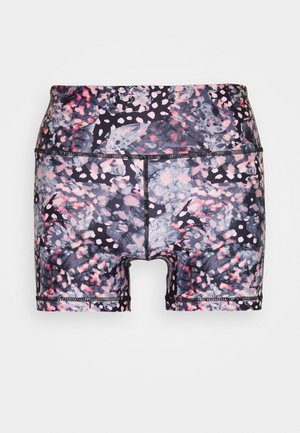 HIGHWAISTED SHORTIE SHORT - Tights - multicoloured
