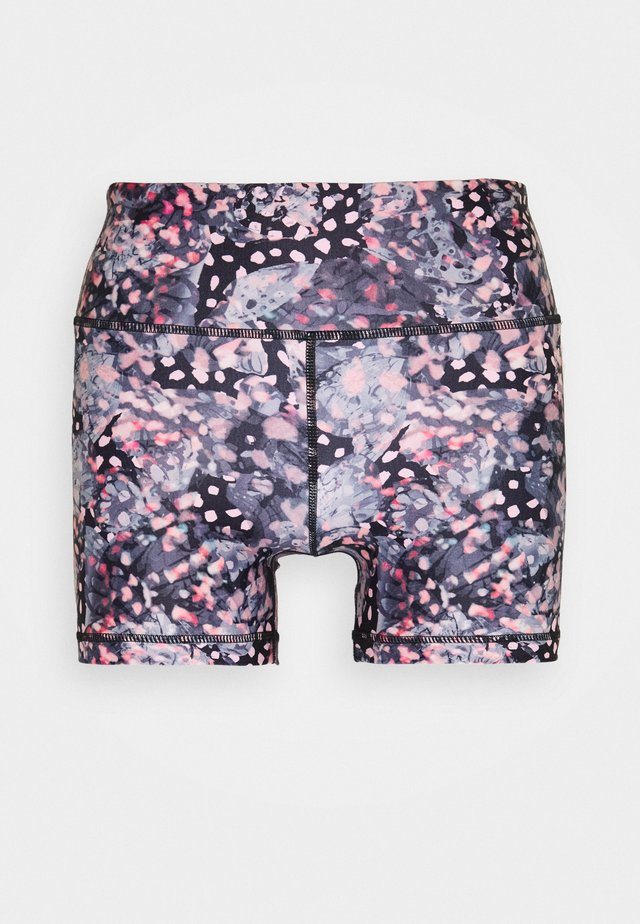 HIGHWAISTED SHORTIE SHORT - Medias - multicoloured