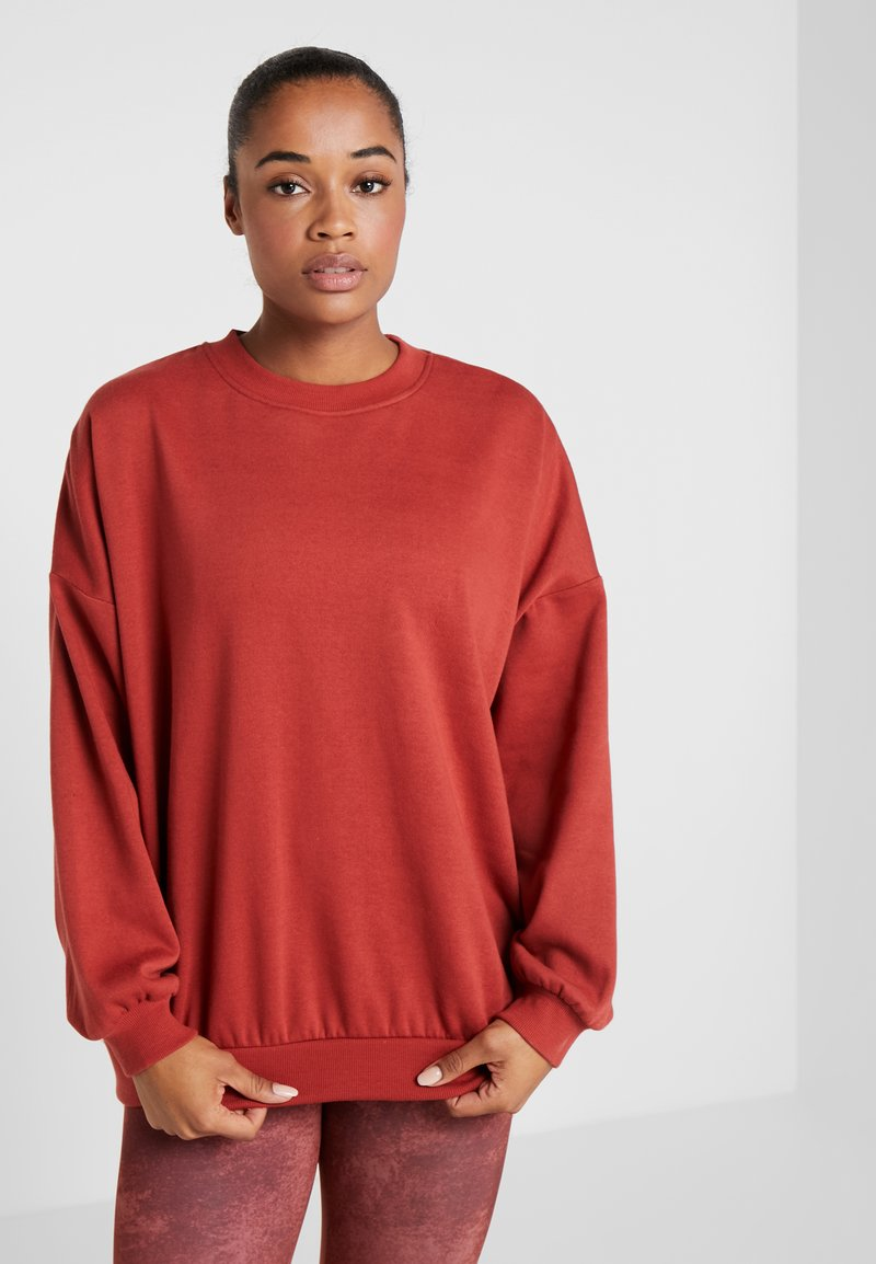 Cotton On Body - SLOUCHY ACTIVE CREW TOP - Sweatshirt - tandori