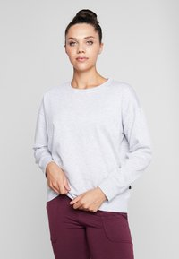 Cotton On Body - LONG SLEEVE CREW - Sweater - grey marle - 2