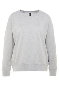 Cotton On Body - LONG SLEEVE CREW - Sweater - grey marle - 0