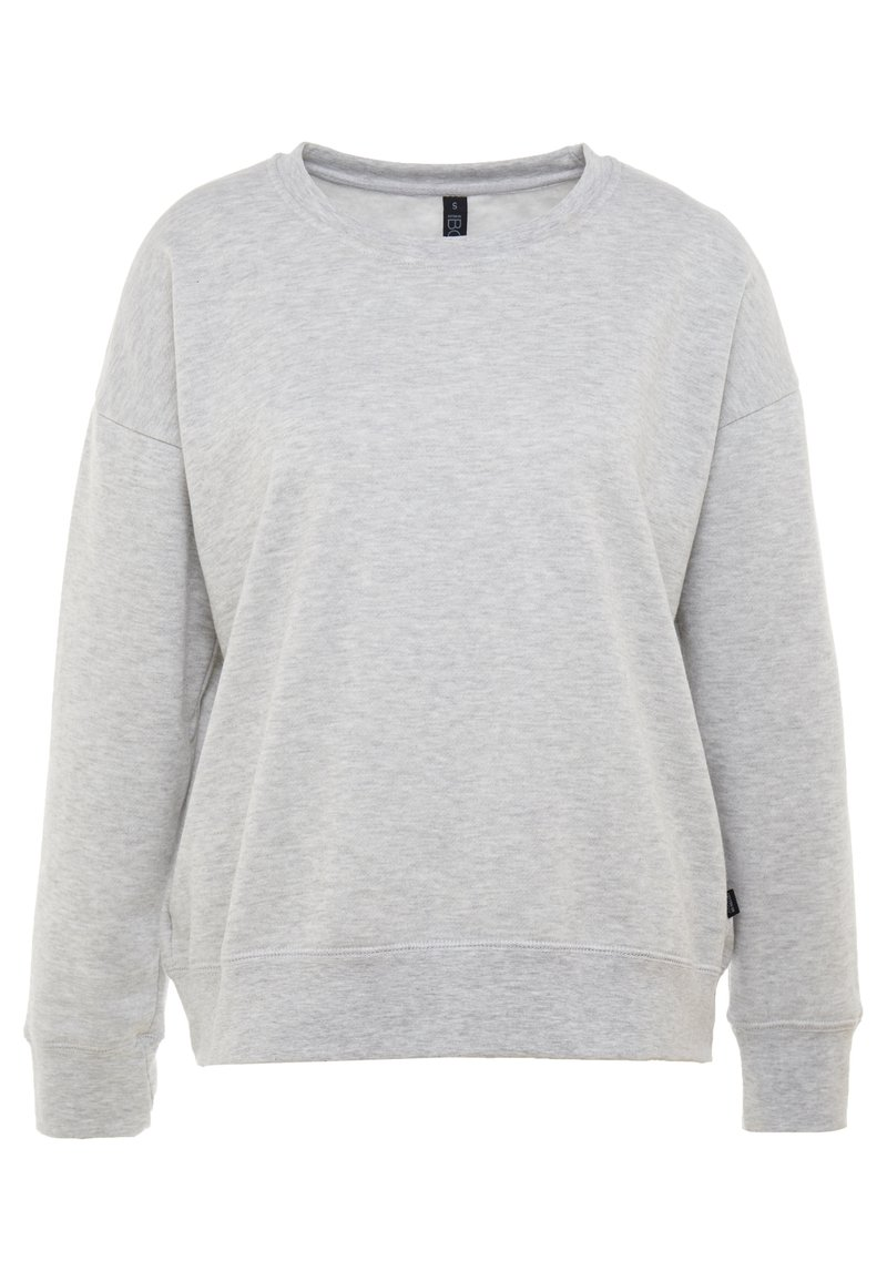 Cotton On Body - LONG SLEEVE CREW - Sweater - grey marle