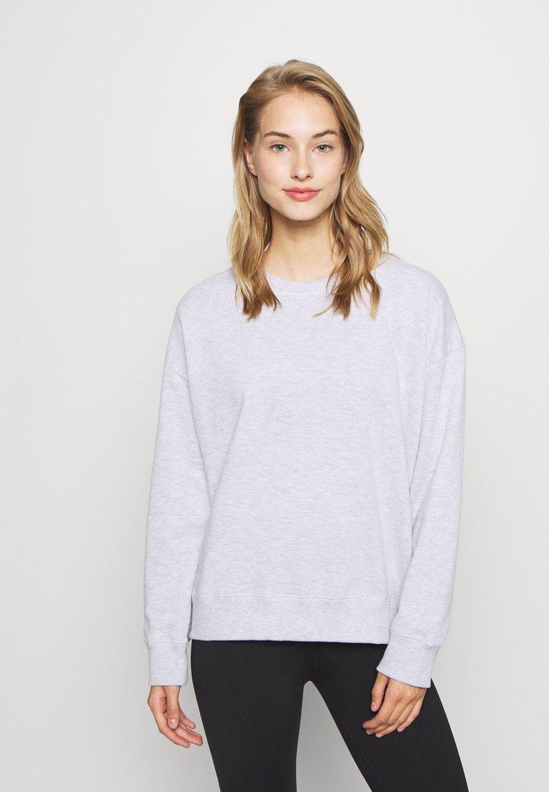 Cotton On Body - LONG SLEEVE CREW - Sweatshirt - winter grey marle