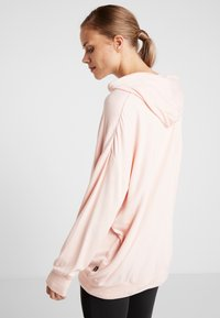 Cotton On Body - LONG LINE SPRING HOODIE - Mikina skapucí - cloudy pink - 2