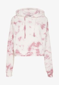 Cotton On Body - CROPPED HOODIE - Mikina skapucí - rose sangria - 3