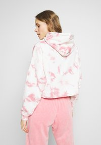 Cotton On Body - CROPPED HOODIE - Mikina skapucí - rose sangria - 2