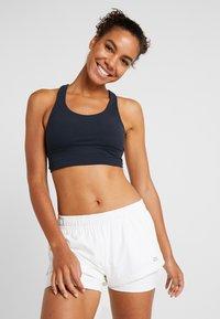 Cotton On Body - SOFT CROP - Sports bra - navy marle - 0