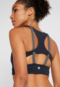 Cotton On Body - SOFT CROP - Sports bra - navy marle - 6