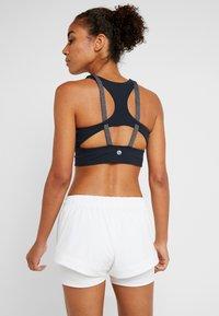 Cotton On Body - SOFT CROP - Sports bra - navy marle - 2