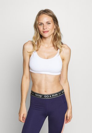 YOGA CROP 2 PACK - Urheiluliivit - black/white