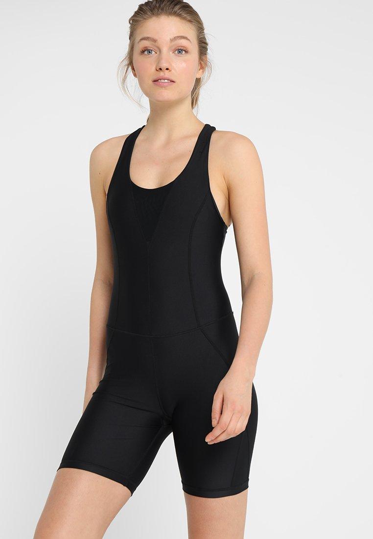 Cotton On Body - ACTIVE STUDIO BODYSUIT - Tepláková souprava - black