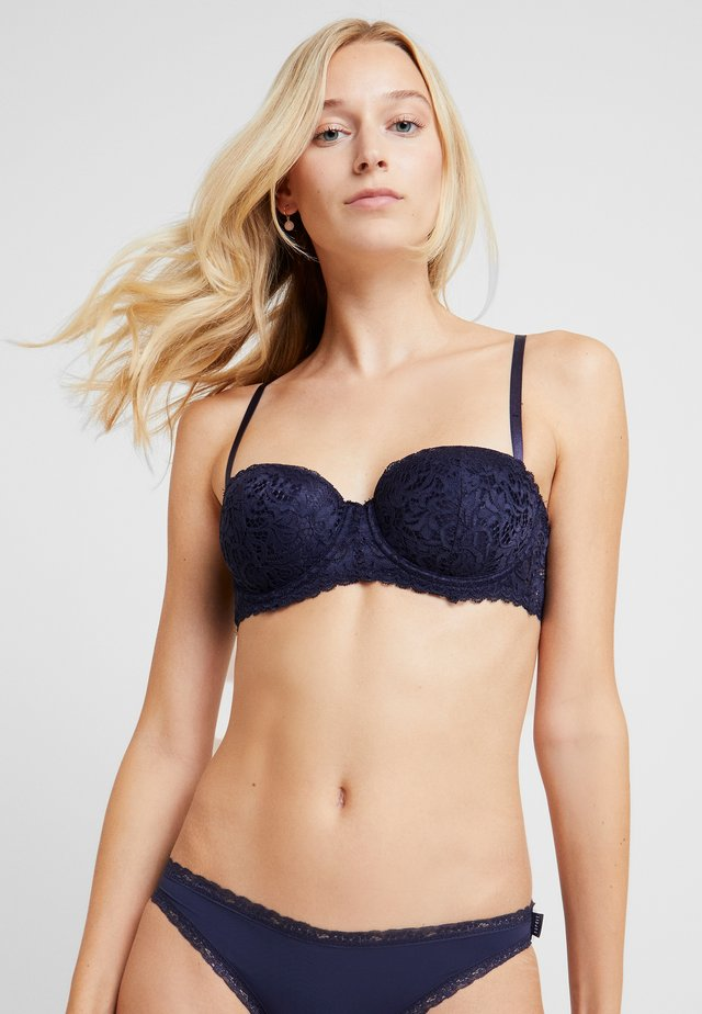 AUDREY BALCONETTE PUSH UP BRA - T-Shirt BH - midnight