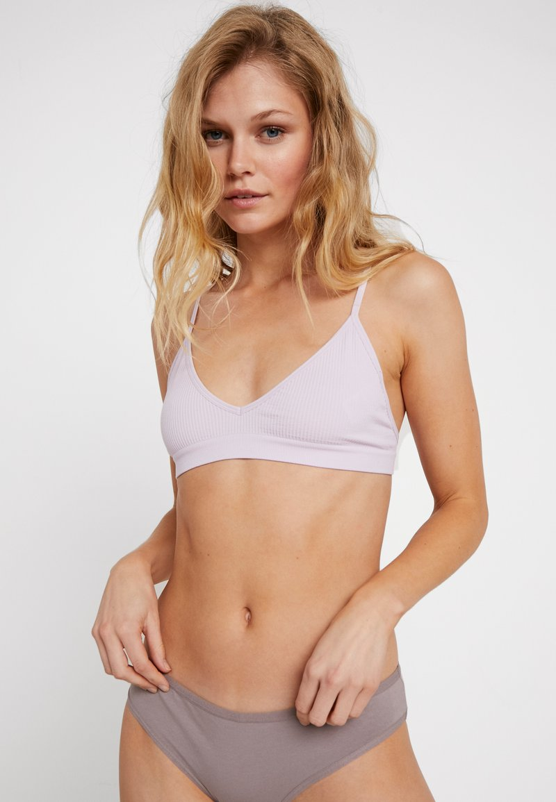 Cotton On Body - SEAMFREE BRALETTE 2PACK - Triangel-BH - crystal pink
