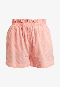 Cotton On Body - PAPERBAG SHORT - Spodnie od piżamy - cameo pink - 2