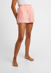 Cotton On Body - PAPERBAG SHORT - Spodnie od piżamy - cameo pink - 1