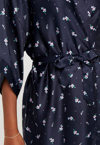 Cotton On Body - KIMONO GOWN - Dressing gown - navy - 5
