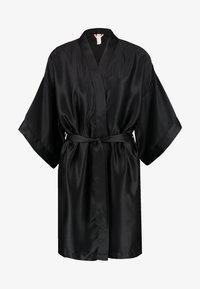 Cotton On Body - KIMONO GOWN - Badjas - black - 4