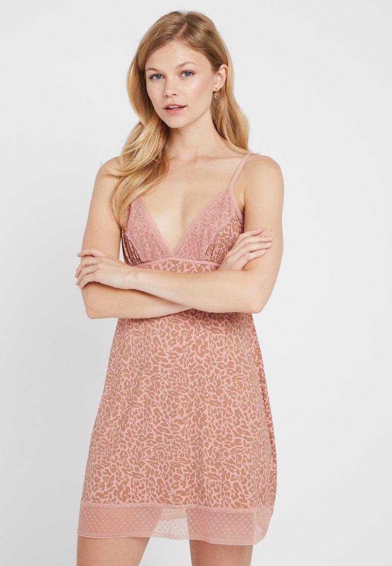 Cotton On Body - SLINKY NIGHTIE - Nattlinne - multi-coloured