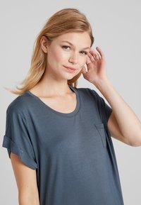 Cotton On Body - SLEEP RECOVERY CAP SLEEVE NIGHTIE - Noční košile - iron - 3