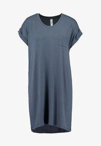 Cotton On Body - SLEEP RECOVERY CAP SLEEVE NIGHTIE - Noční košile - iron - 4