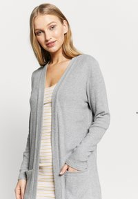 Cotton On Body - SUPERSOFT CARDIGAN - Gilet - grey marle