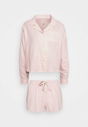 SLEEP - Pyjama set - rose/gold