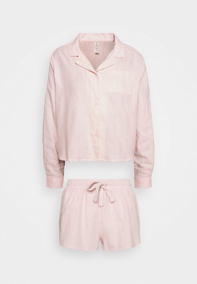 SLEEP - Pyjama set - rose/gold