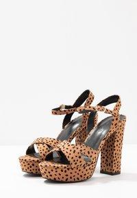 co wren - High heeled sandals - tan - 4