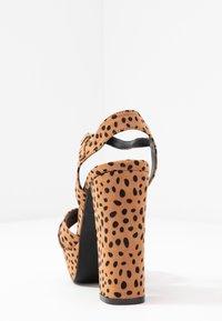 co wren - High heeled sandals - tan - 5