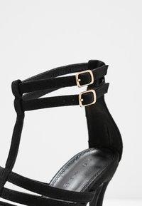 co wren - High heeled sandals - black - 2