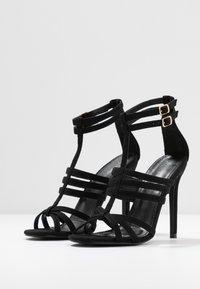 co wren - High heeled sandals - black - 4