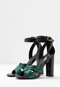 co wren - Sandály na vysokém podpatku - green - 4