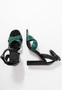co wren - Sandály na vysokém podpatku - green - 3