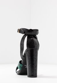 co wren - Sandály na vysokém podpatku - green - 5