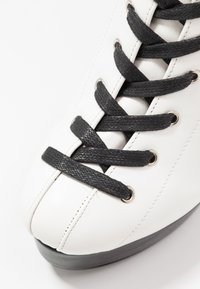co wren - High heeled ankle boots - white - 2