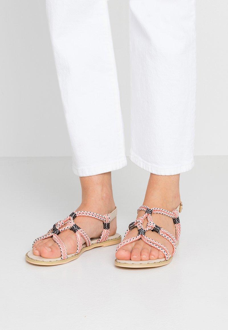 co wren wide fit - Sandals - multicolor
